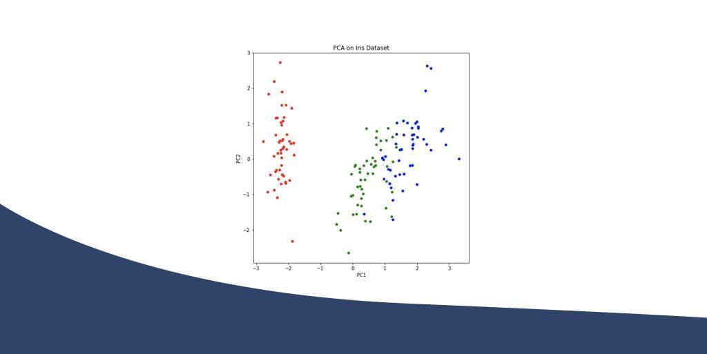Dimension Reduction Python