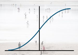 logistic regression on aggregate data