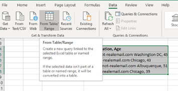 Power Query: A Quick Way to Split Data in Excel 2