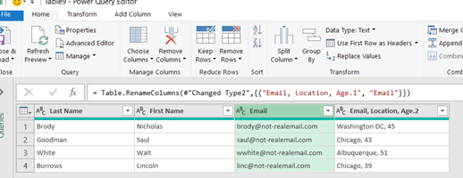 Power Query: A Quick Way to Split Data in Excel 5