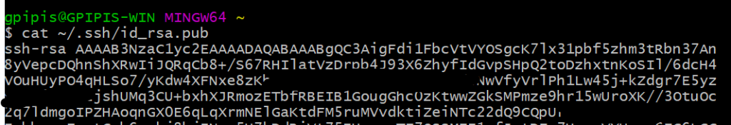 How to add an SSH Key to GitHub 4