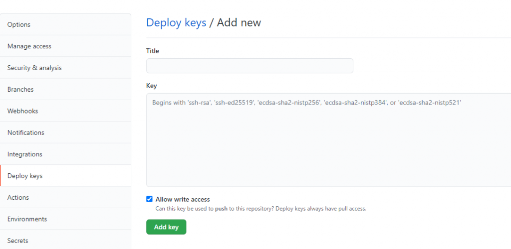 How to add an SSH Key to GitHub 8