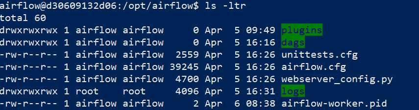 How to Run your first Airflow DAG in Docker 11