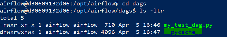 How to Run your first Airflow DAG in Docker 12