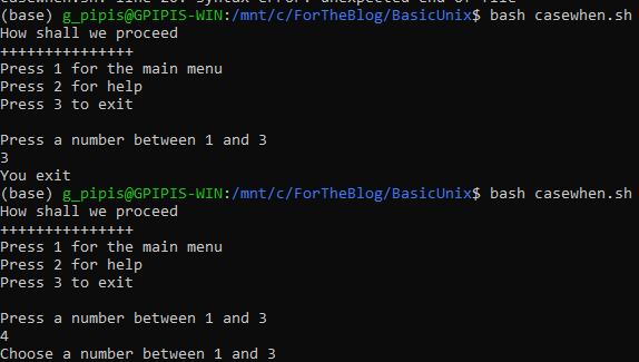 Tutorial: Control Flow in Bash Scripting 3