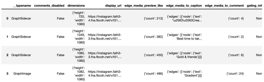 How To Create an Instagram Profile Analyzer App Using Python and Streamlit 1