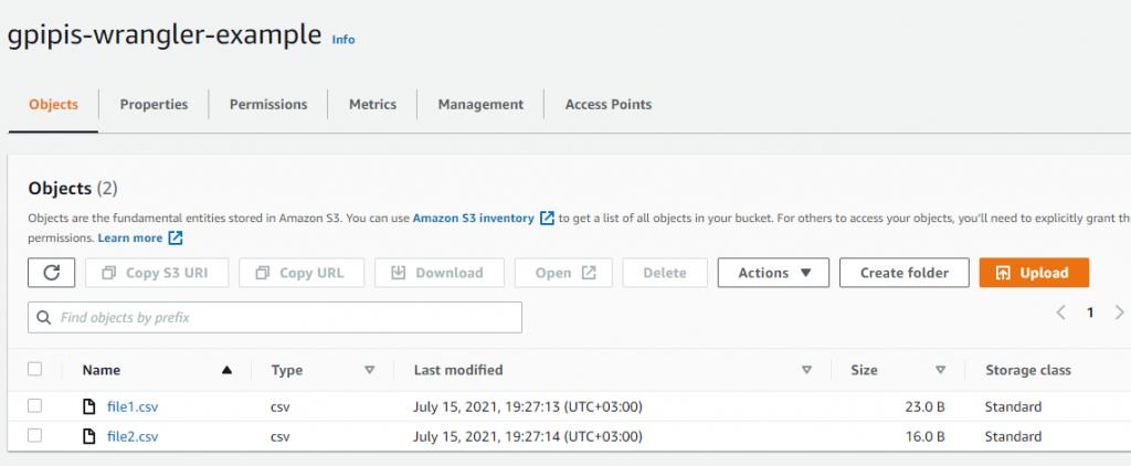 How to Interact with AWS using AWS Data Wrangler 4